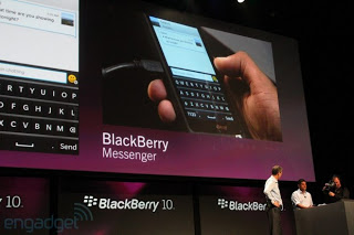 Editorial: Dear BlackBerry, Thanks, But Keep Your BBM To Yourself