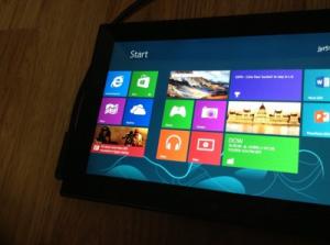 Nokia's Windows RT Tablet