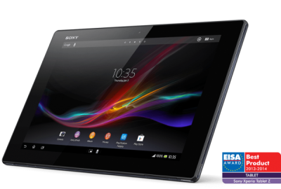 European-Tablet-of-the-year-Xperia-Tablet-Z