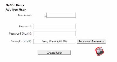 database creation4