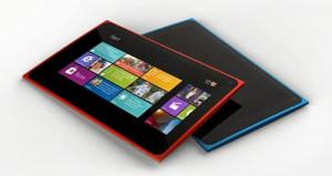 Nokia tablet đầu tiên lumia-2520
