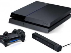 PS4 released in America