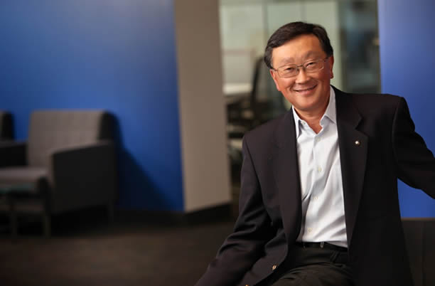 BlackBerry CEO John Chen Admit He Would Take $19B For BBM