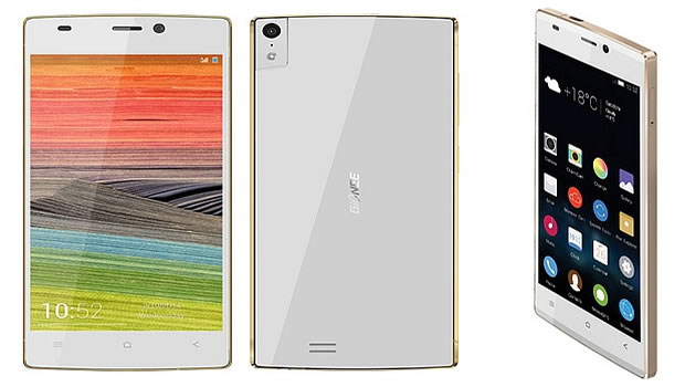 World's Slimmest Smartphone Gionee Elife S5.5 Launched And Priced