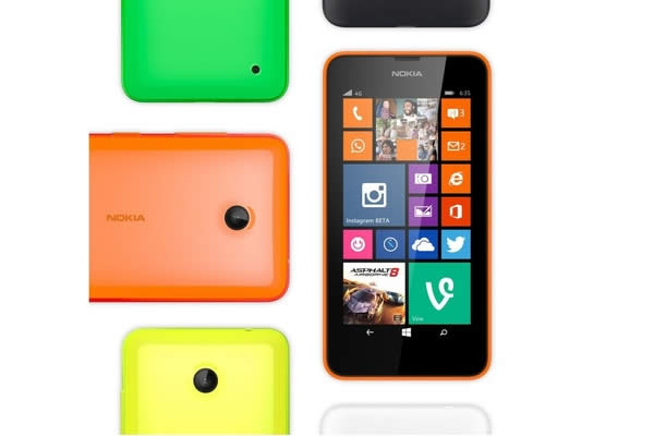 Microsoft Launches First Dual SIM Lumia Smartphone