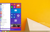 Windows 9 Start Menu With Build Number 9788 Leaks On The Internet
