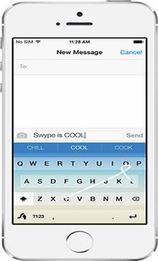 swype keyboard app