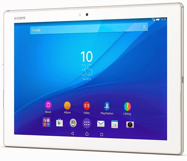 Sony Xperia Z4 Tablet Price In Nigeria & Specs