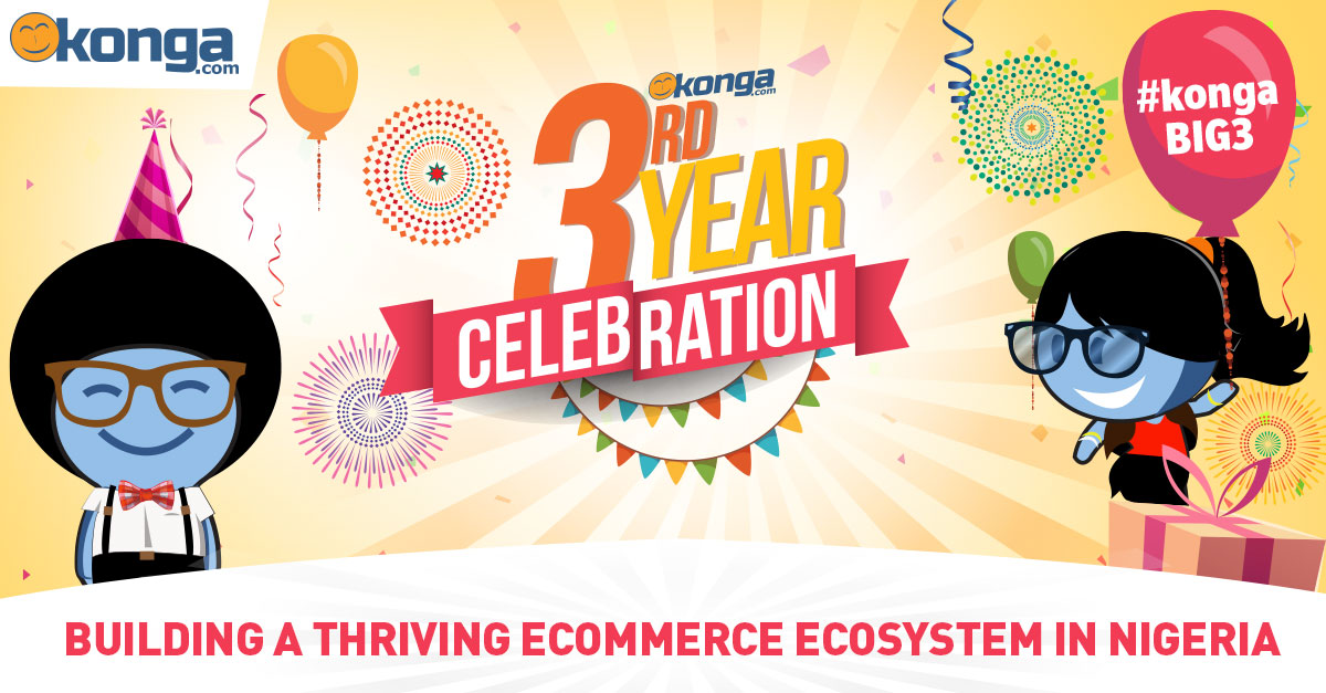[Infographic] Konga Story: From A Pure Retailer To Nigeria's Biggest Online Marketplace