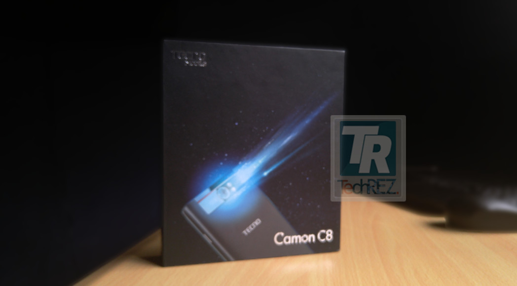 Tecno Camon C8 Review: It's Powerful And It's Cheap