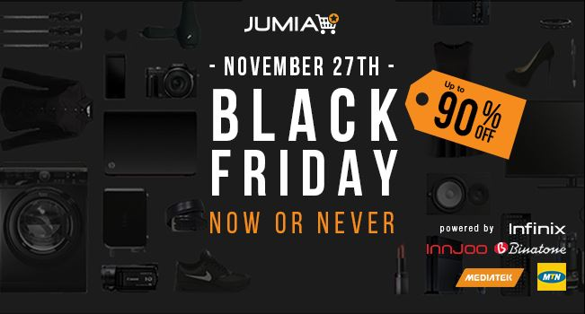 Jumia Black Friday Deals 2015: Five Smartphones To Watch Out For