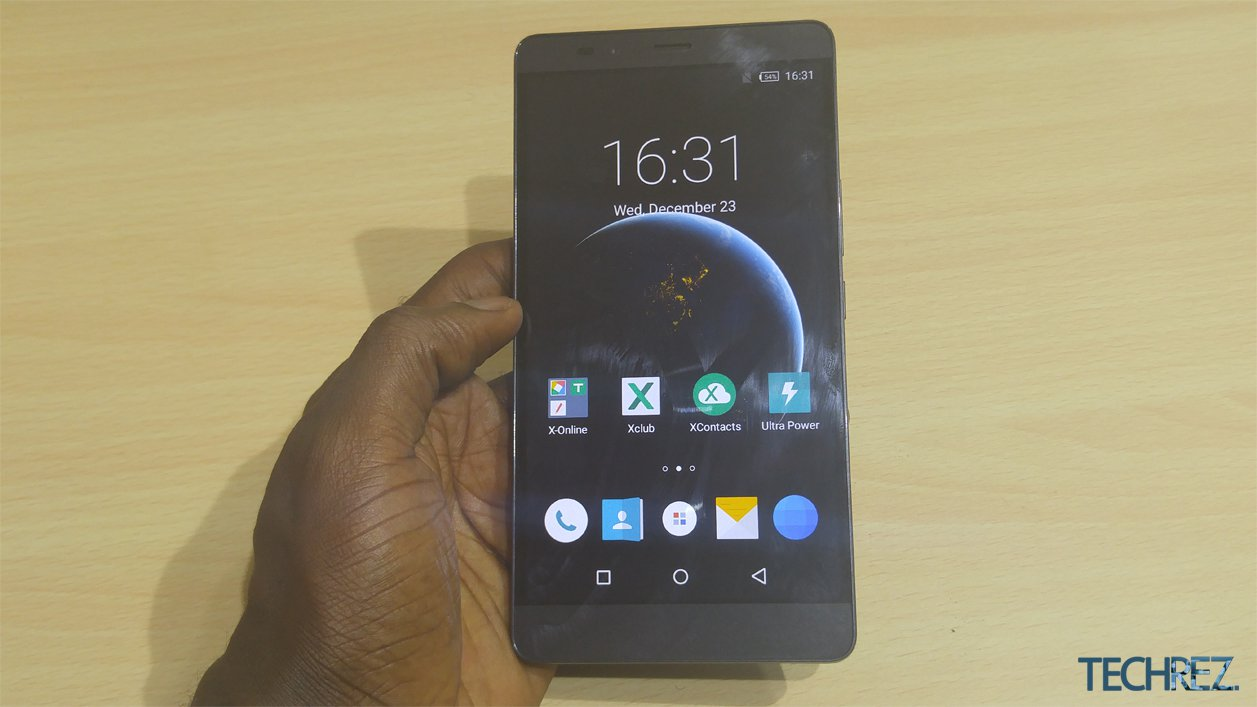 infinx note 2 review