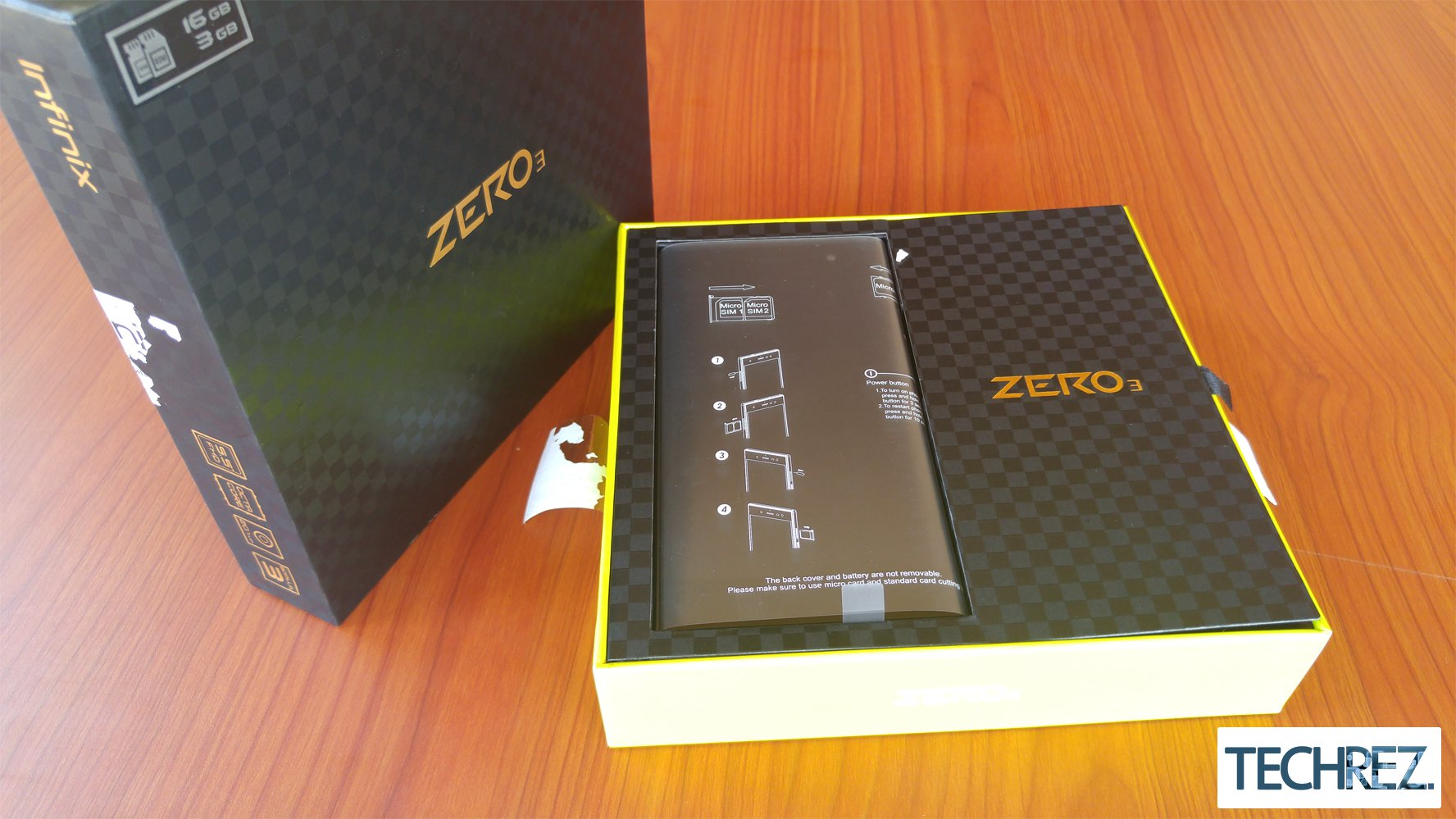 Infinix Zero 3 Review: Too Powerful For N52,500