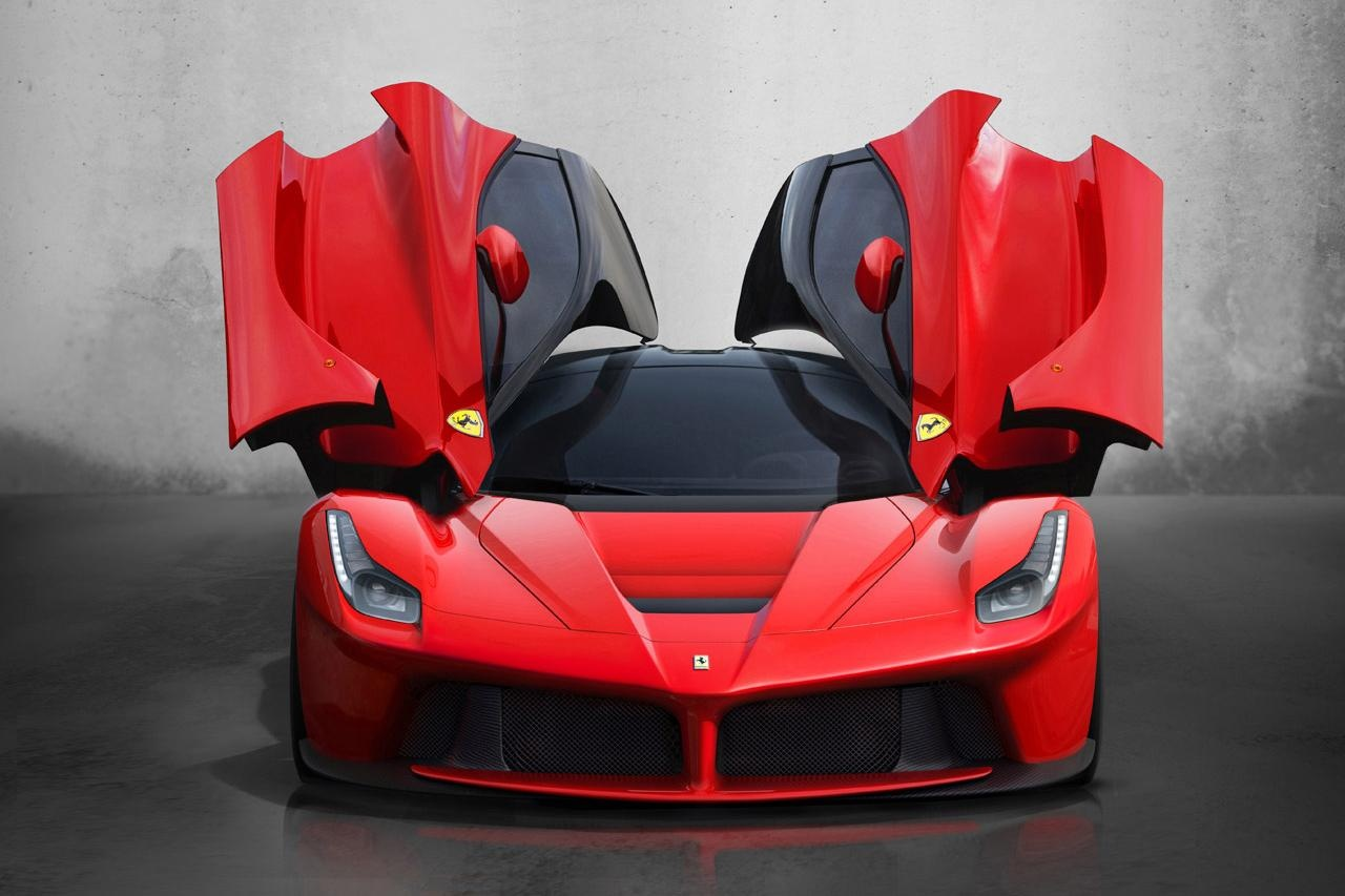 Dream Machines: The Top 7 Most Expensive Cars In The World