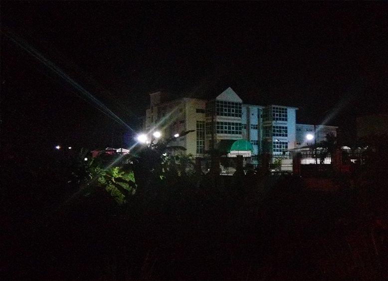 tecno j8 night