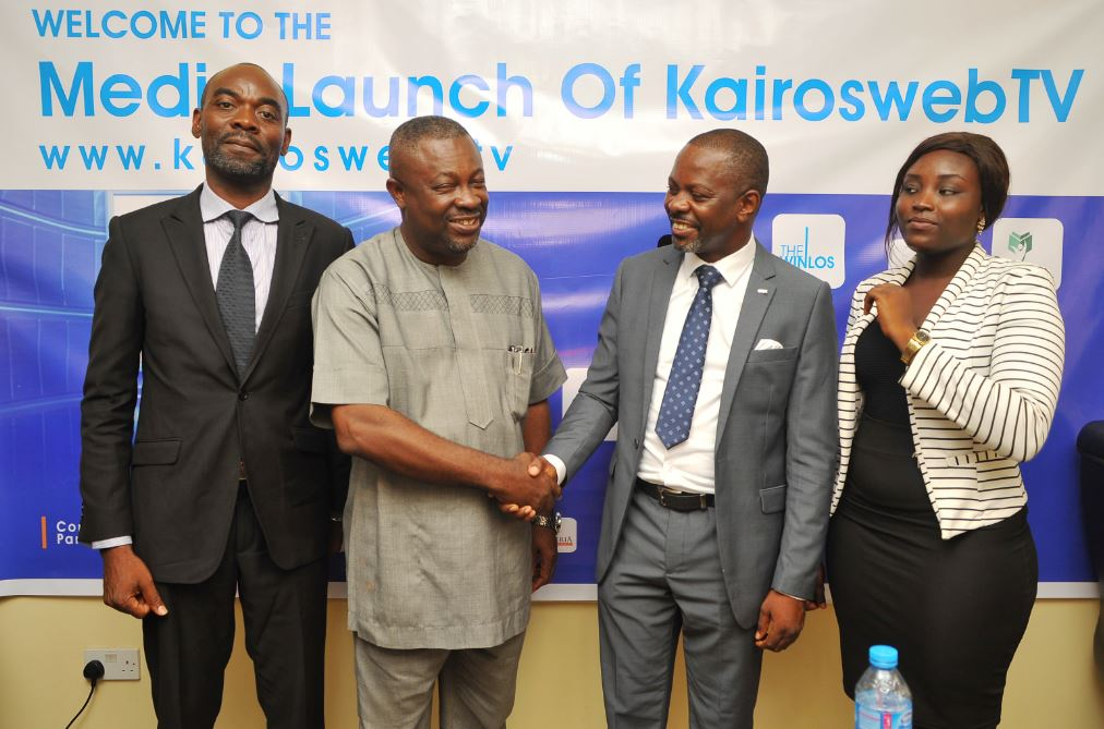 Data Saving 'KairosWebTv' Launches in Nigeria, Will Stream Rio2016 Live