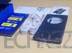 Tecno Camon C9 Unboxing-2